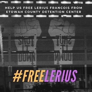 Donate at Bit.ly/freeLerius and help us #FreeLerius from the Etowah County Detention Center! He has been imprisoned for over two years just for seeking asylum.