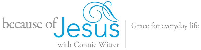 Because of Jesus Ministries Logo