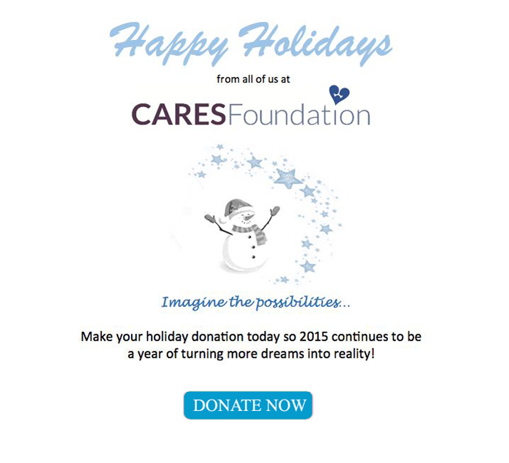 CARES Hoiday 2014-15