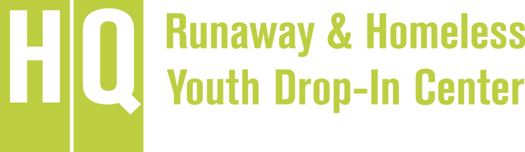 HQ Logo | Runaway and Homeless Youth Drop-in Center