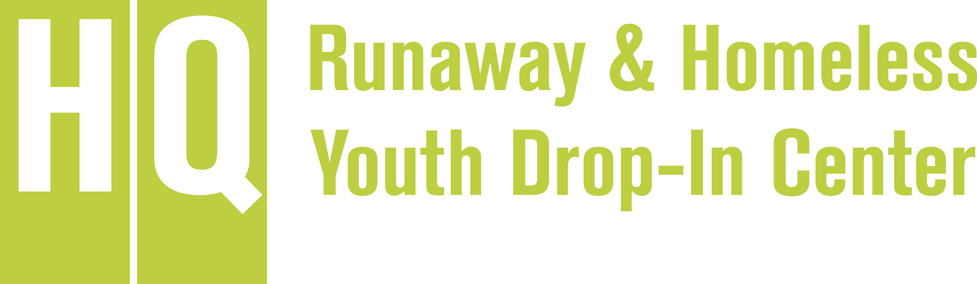 Runaway and Homeless Youth Drop-in Center