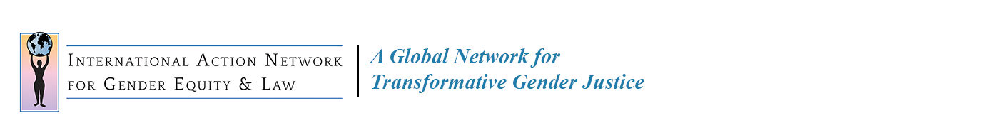International Action Network for Gender Equity & Law
