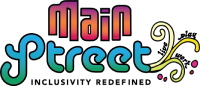 Main Street Connect | Inclusivity Redefined Logo
