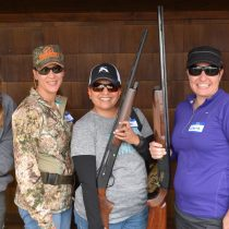 MWF invests in Becoming an Outdoors Woman Program