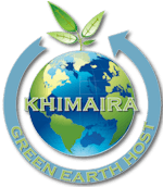 KHIMAIRA | Green Earth Host