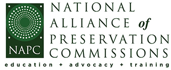 National Alliance of Preservation Commissions Logo