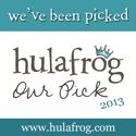 Hulafrog Our Pick logo